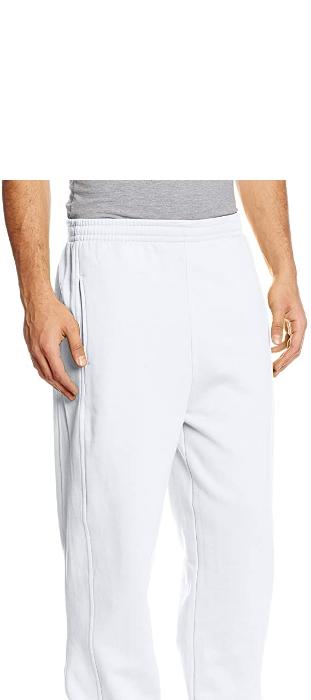 Urban Classics Sweatpants Pantalones Deportivos Blanco Croquet Sport